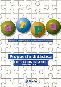 9788421640005: ARPA Infantil Propuesta Did�ctica
