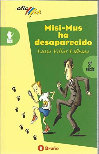 9788421641071: Misi-mus ha desaparecido (Altamar (antigua))