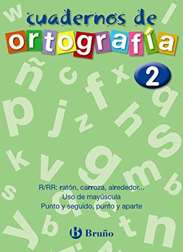9788421643440: Cuaderno de Ortografia 2