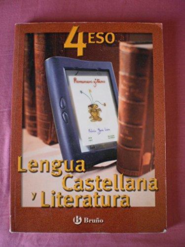 9788421647271: Eso 4 - Lengua Y Literatura
