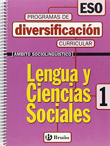 9788421648698: Eso 1 - Lengua Ambito Sociolinguistico Y Ccss