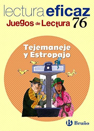 9788421649763: Tejemaneje y Estropajo Juego Lectura (Juegos De Lectura) (Spanish Edition)