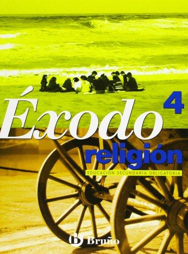 9788421650721: Religión Éxodo 4 ESO - 9788421650721
