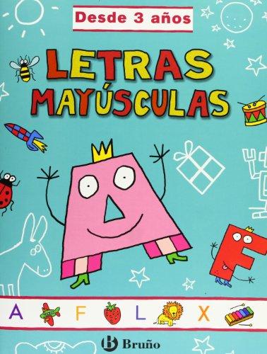 9788421654187: Letras mayusculas / Capital Letters (Grandes Cuadernos) (Spanish Edition)