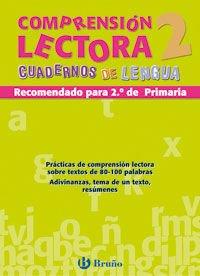 9788421654231: Comprension lectora 2: Cuadernos Lengua Primaria (Cuadernos De Lengua Primaria) (Spanish Edition)