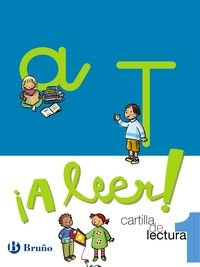 9788421655191: ¡A leer!, cartilla 1, Educación Infantil