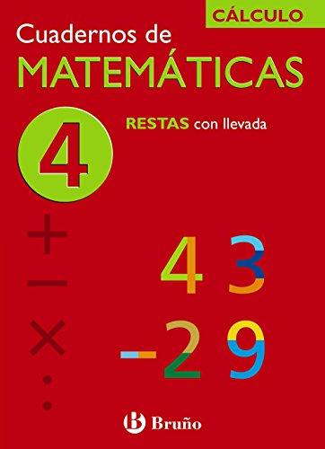 9788421656716: Restas con llevada/ Subtractions (Cuadernos De Matematicas) (Spanish Edition)