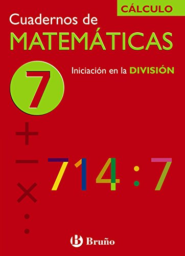9788421656747: Iniciacion en la division/ Introduction to Division: Didactico/ Didactic to Algebra Study (Cuadernos De Matematicas) (Spanish Edition)