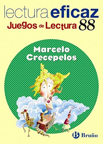 9788421657430: Marcelo Crecepelos Juego Lectura (Castellano - Material Complementario - Juegos De Lectura) - 9788421657430 (Juegos Lectura Eficaz)