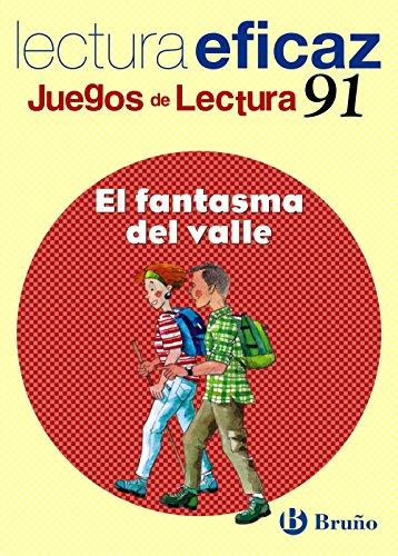 9788421657492: El fantasma del valle Juego Lectura (Castellano - Material Complementario - Juegos De Lectura) - 9788421657492