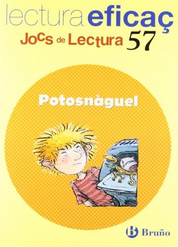 9788421658970: Potosnàguel Joc de Lectura (Català - Material Complementari - Jocs De Lectura) - 9788421658970