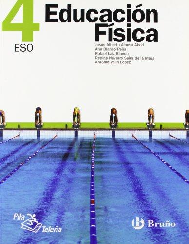 9788421659106: Educación Física 4 ESO (ESO 2007) - 9788421659106