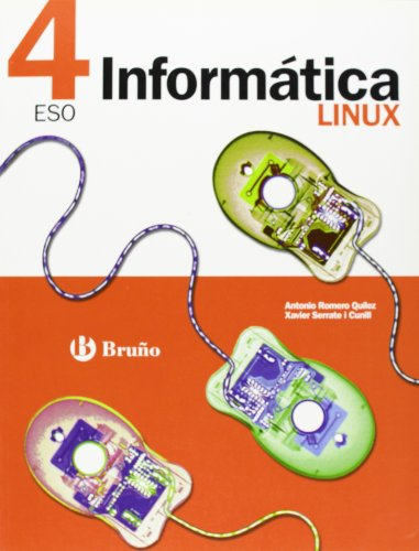 9788421659175: Informática 4 ESO Linux