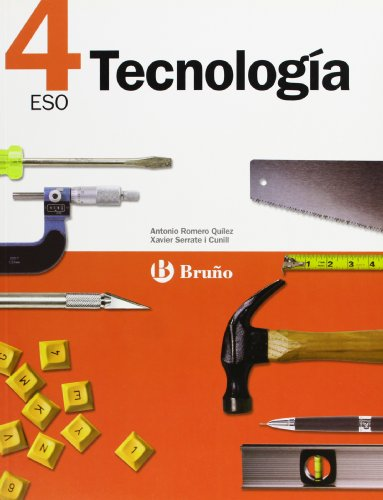 9788421659410: Tecnología 4 ESO
