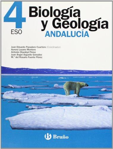 9788421659496: Biología y Geología 4 ESO Andalucía