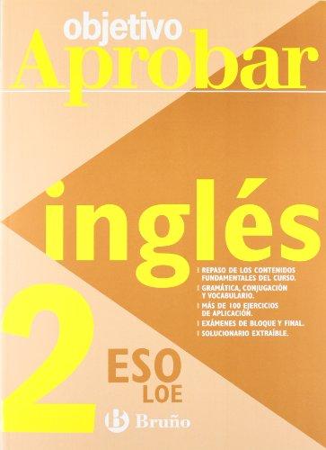 9788421660058: Objetivo aprobar ingles de 2º de la eso (Castellano - Material Complementario - Objetivo Aprobar Loe)