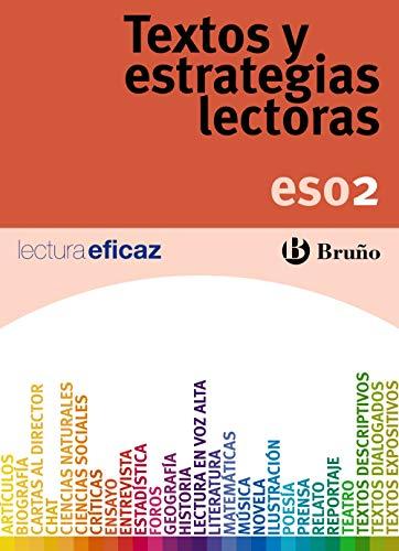 9788421660263: Textos y estrategias lectoras 2 ESO (Castellano - Material Complementario - Textos Y Estrategias Lectoras) - 9788421660263