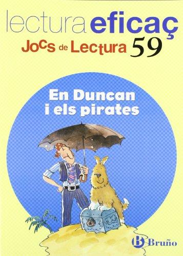 9788421660553: En Duncan I Els Pirates: Lectura eficac (Jocs De Lectura) (Catalan Edition)
