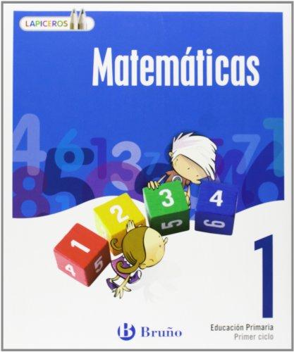 9788421660621: Lapiceros Matemáticas 1
