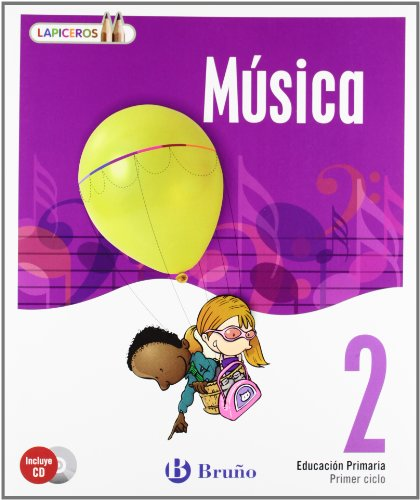 9788421661246: Lapiceros Música 2