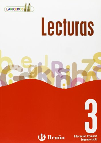 9788421661475: Lapiceros Lecturas 3 - 9788421661475