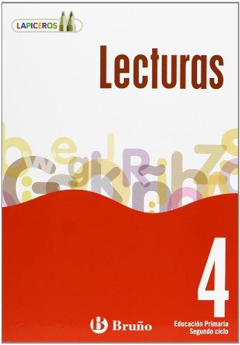 9788421661666: 4EP LECTURAS 2008 LAPICEROS (BRUO)