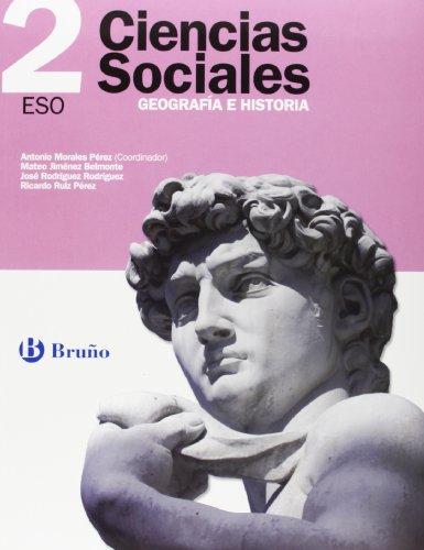9788421662342: Ciencias Sociales/ Social Sciences: Geografía E Historia/ Geography and History (2 Eso) (Spanish Edition)