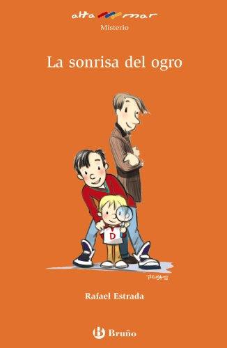 9788421662526: La sonrisa del ogro / The smile of the ogre (Altamar) (Spanish Edition)