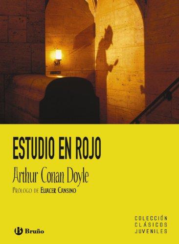 ESTUDIO EN ROJO: Arthur Conan Doyle; Eva Losada Díaz