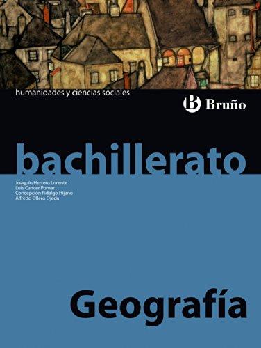 9788421664520: Geografía Bachillerato - 9788421664520