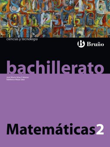 9788421664629: Matemáticas 2 Bachillerato - 9788421664629