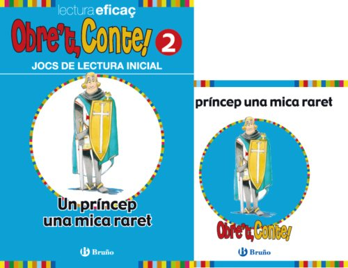 9788421664711: Obre't, Conte! Un Princep Una Mica Raret (Catalan Edition)