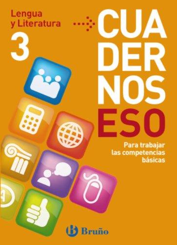 9788421664858: Cuadernos ESO Lengua y Literatura 3 (Spanish Edition)
