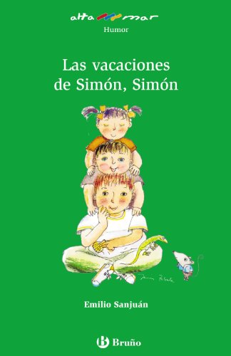 9788421665268: Las Vacaciones De Simon, Simon/ The Vacations of Simon, Simon (Spanish Edition)