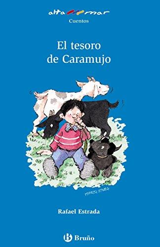 9788421665398: El tesoro de Caramujo (Castellano - A Partir De 6 Años - Altamar)