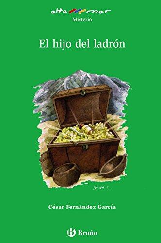 9788421665701: El hijo del ladron / The Son of a Thief (Altamar) (Spanish Edition)