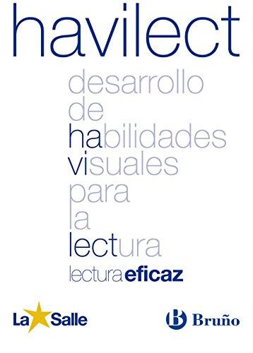 9788421665824: Havilect Desarrollo de habilidades visuales para la lectura