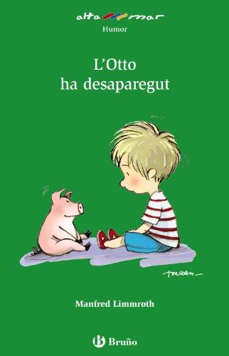 9788421665978: L ' Otto ha desaparegut (Valencià - A Partir De 10 Anys - Altamar)