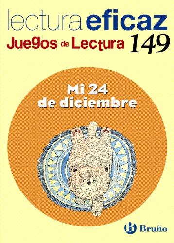 Mi 24 de diciembre / My December 24: Lectura Eficaz / Effective Reading (Juegos De ...