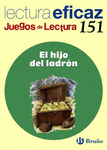 9788421666067: El hijo del ladrón Juego de Lectura (Castellano - Material Complementario - Juegos De Lectura) - 9788421666067