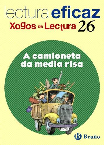 9788421666265: A camioneta da media risa Xogo de Lectura (Galego - Material Complementario - Xogos De Lectura) - 9788421666265