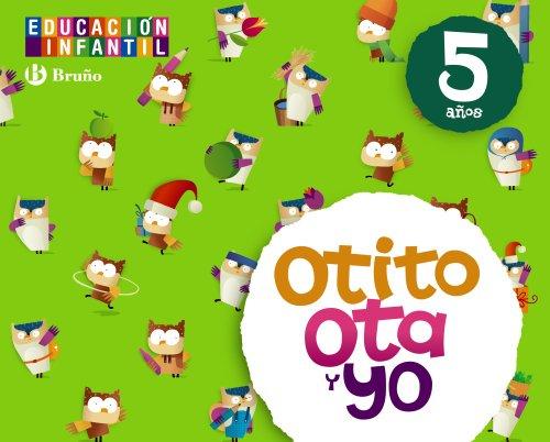 9788421666753: Otito, Ota y yo 5 años - 9788421666753