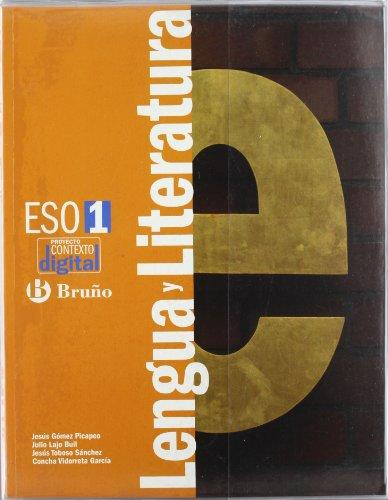 9788421667293: ContextoDigital Lengua y Literatura 1 ESO