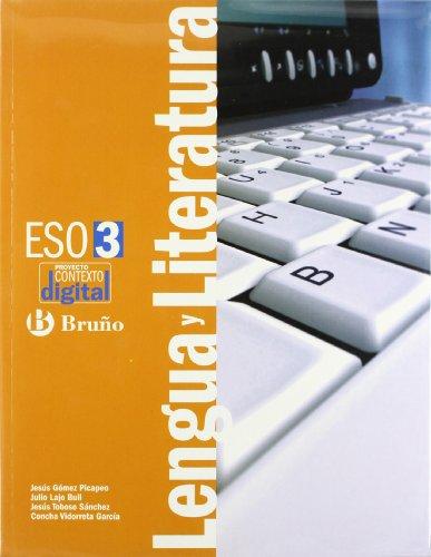 ContextoDigital Lengua y Literatura 3 ESO: Gómez Picapeo, Jesús;Lajo