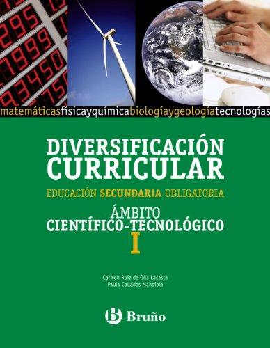9788421667644: Diversificación curricular Ámbito científico-tecnológico I