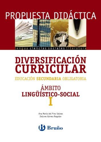 9788421667675: Diversificación curricular Ámbito lingüístico y social I Propuesta didáctica
