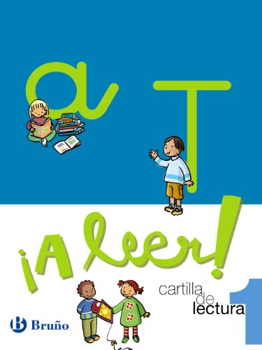 9788421668054: ¡A leer! Cartilla 1