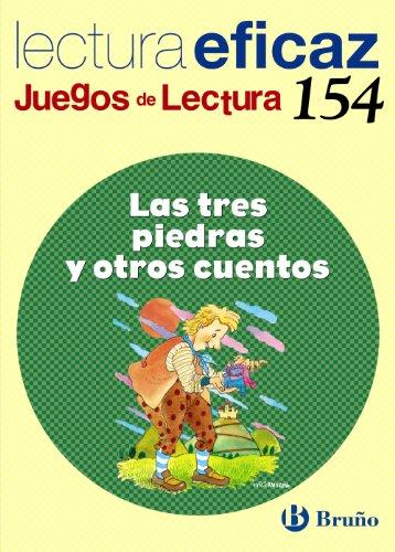 9788421668863: Las tres piedras y otros cuentos Juego de Lectura (Castellano - Material Complementario - Juegos De Lectura) - 9788421668863