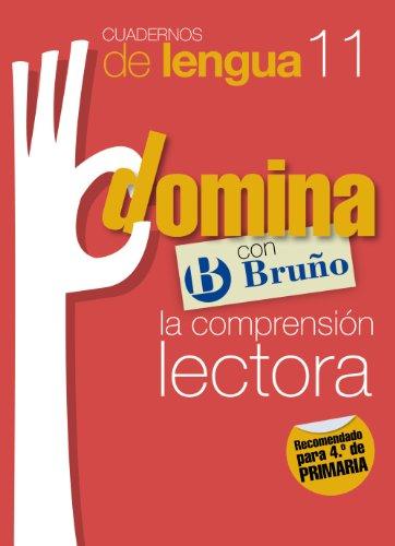 9788421669037: Cuadernos Domina Lengua 11 Comprensión lectora 4 (Castellano - Material Complementario - Cuadernos De Lengua Primaria) - 9788421669037