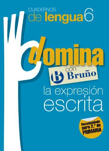 9788421669075: Cuadernos Domina Lengua 6 Expresión escrita 2 (Castellano - Material Complementario - Cuadernos De Lengua Primaria) - 9788421669075